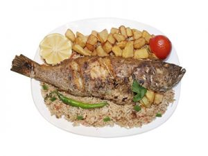 GRILLED / FRIED ARABIC STYLE